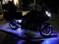 Подсветка на автомобиль и мотоцикл
