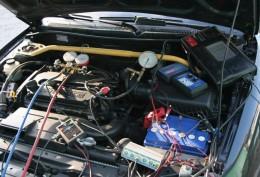 Ремонт топливной системы автомобиля и прочистка форсунок