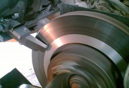 Восстановление геометрии тормозного диска с Pro-Cut