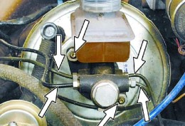 Установка по замене тормозной жидкости
