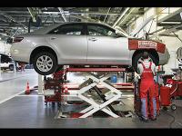 Ремонт ходовой части Toyota,Lexus