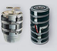 ПБ104 А1-подогрев фильтра с таймером(диаметр90-105мм) 12В